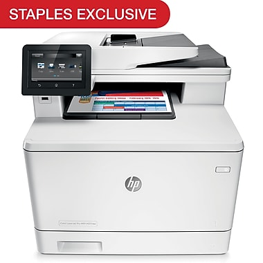 hp laserjet pro m377dw color all in one laser printer