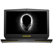 "Alienware AW15R2-4624SLV 15.6"" Laptop (Intel Core i5, 16 GB RAM, 1 TB HDD + 256 GB SSD, Epic Silver) NVIDIA GTX 965M"