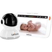 Levana Aria 7in. Touchscreen High Definition Pan/Tilt/Zoom Video Baby Monitor