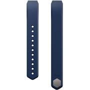 Fitbit Alta Classic Accessory Band, Blue Small