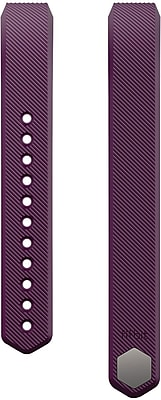 Fitbit Alta Classic Accessory Band, Plum Large