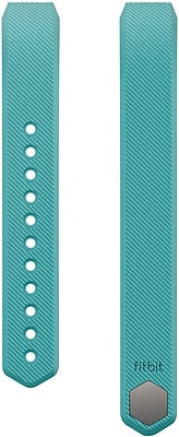 Fitbit Alta Classic Accessory Band, Teal Large