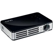 Vivitek Qumi Q6 800 Lumen WXGA LED MHL HDMI Wireless Projector (BLACK)