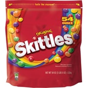 Skittles® Original Fruit Flavored Candy, 54 oz. Gusset Bag