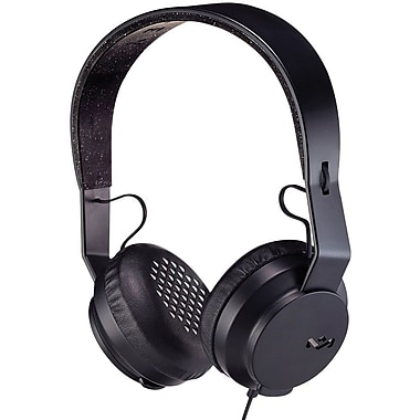 House Of Marley EM-JH081-BK Roar On-Ear Headphones Black