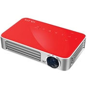 Vivitek Qumi Q6 800 Lumen WXGA LED MHL HDMI Wireless Projector (RED)