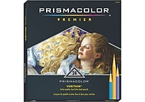 Prismacolor Premier Verithin Colored Pencils, 24 Pack