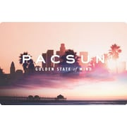 Pacific Sunwear Gift Cards