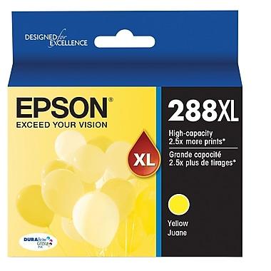 Epson – Cartouche d'encre 288XL DURABrite Ultra (T288XL420-S), jaune, haut rendement