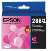 Epson T288XL Magenta DuraBrite Ultra Ink Cartridge, (T288XL320) High Yield