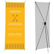 XSTAND BANNER STAND O