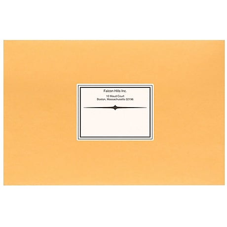 Mailing Labels Custom Mailing Labels – Large Mailing Labels