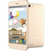 "Orbic Slim Unlocked 5"" 4G LTE Android Smartphone -- Gold"