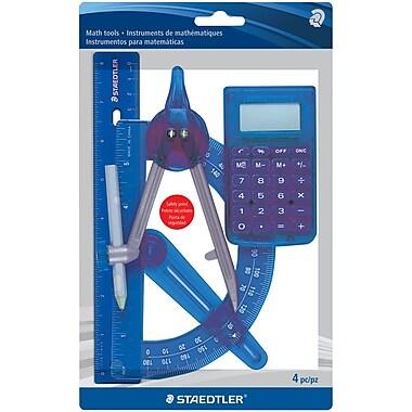 Staedtler Math Tool Set, 4/Set