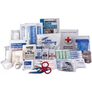 First Aid Only™ First Aid Kit Refill, ANSI A+, 50 Person, 183 Pieces