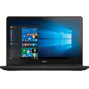 "Dell Inspiron i7559-2512BLK 15.6"" FHD Laptop (6th Gen Intel Core i7, 8 GB RAM, 1 TB HDD + 8 GB SSD) NVIDIA GeForce GTX 960M"