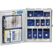 First Aid Only® SmartCompliance® Medium Metal Food Service First Aid Cabinet, without Medications