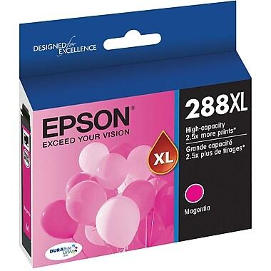 Epson – Cartouche d'encre 288XL DURABrite Ultra (T288XL320-S), magenta, haut rendement