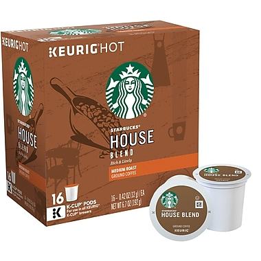 Keurig® K-Cup® Starbucks® Coffee, 16 Pack