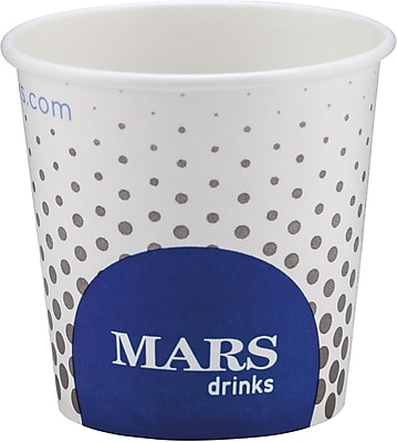 Mars Drinks Flavia Hot Beverage Cups, 4 oz., 1000/CT 1952558