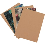"Partners Brand Chipboard Pad, 5"" x 7"", 1125/Case (CP57)"