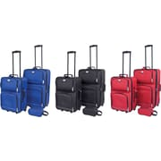 Overland 3-Piece Spinner Luggage Set