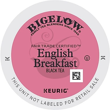 Keurig® K-Cup® Bigelow English Breakfast Tea, 24/Pack
