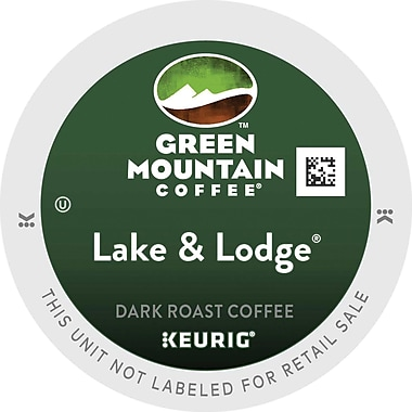 Keurig® K-Cup® Green Mountain® Lake & Lodge Coffee, Regular, 24/Pack