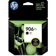 HP 906XL Black Ink Cartridge (T6M18AN#140), High Yield