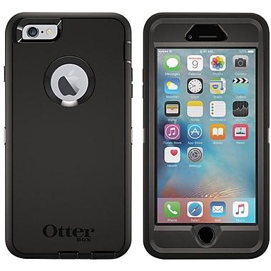 Otterbox Defender Series Case For Apple iPhone 6/6S Plus, Black