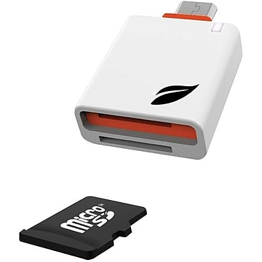Leef – Lecteur de carte micro-SD Access, pour les téléphones et les tablettes Android