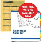 ComplyRight 2016-2017 Fiscal Attendance Calendar Kit