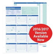 ComplyRight 2016-2017 Academic Attendance Calendar, Pack of 25