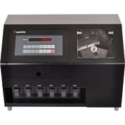 Cassida® C900 HD Coin Counter/Sorter, Black