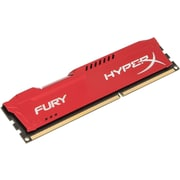 HyperX FURY Memory Red - 8GB Module - DDR3 1866MHz CL10 DIMM