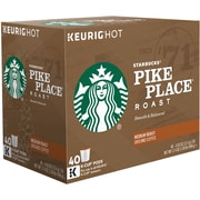 Starbuck's Pike Place Keurig K-Cup Pods, 40 Count