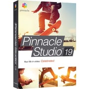 Pinnacle Studio 19 for Windows (1 User) [Boxed]