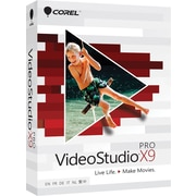VideoStudio Pro X9 for Windows (1 User) [Boxed]