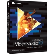 VideoStudio X9 Ultimate for Windows (1 User) [Boxed]