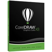 CorelDraw Graphics Suite X8 for Windows (1 User) [Boxed]