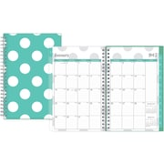 2017 Blue Sky 5x8 Customize Your Cover Weekly/Monthly Planner, Penelope (18009)
