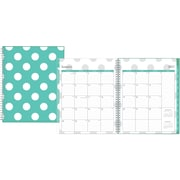 2017 Blue Sky 8.5x11 Customize Your Cover Weekly/Monthly Planner, Penelope (18007)