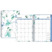 2017 Blue Sky 5x8 Weekly/Monthly Planner, Lindley (18006)