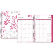2017 Blue Sky 5x8 Weekly/Monthly Planner, BCA Alexandra (18004)