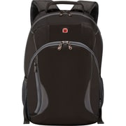 "SwissGear Mercury Black/Grey 16"" Laptop Backpack (601278)"