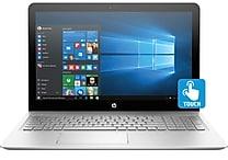 HP Envy Notebook 15-as020, 15.6', Intel Core i7-6500U Processor, 12 GB RAM, 256 SSD, Touchscreen Windows 10 Home Notebook