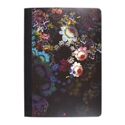 "Cynthia Rowley Mini Composition Book, College Ruled, Cosmic Black Floral 5"" x 7""(50102-US)"