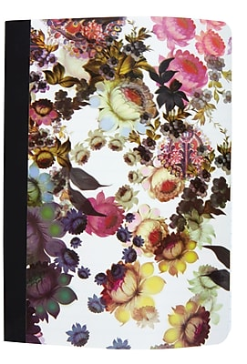 Cynthia Rowley Mini Composition Book College Ruled Cosmic White Floral 5 x 7 50101 US