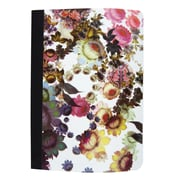 "Cynthia Rowley Mini Composition Book, College Ruled, Cosmic White Floral 5"" x 7"" (50101-US)"