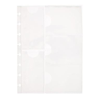 fice by Martha Stewart™ Discbound Business Card Holder